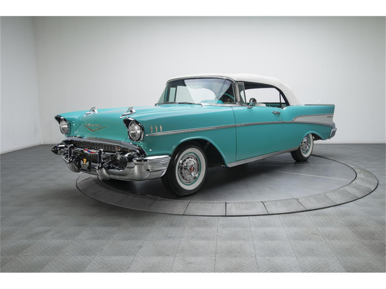 Large Picture of Classic '57 Bel Air located in North Carolina - $129,900.00 Offered by RK Motors Charlotte - GN7H