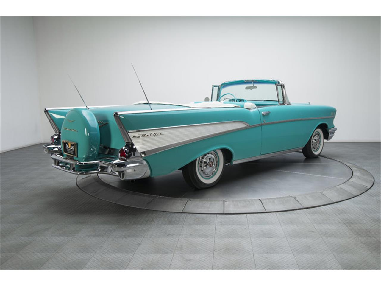 Large Picture of Classic '57 Chevrolet Bel Air - $129,900.00 Offered by RK Motors Charlotte - GN7H