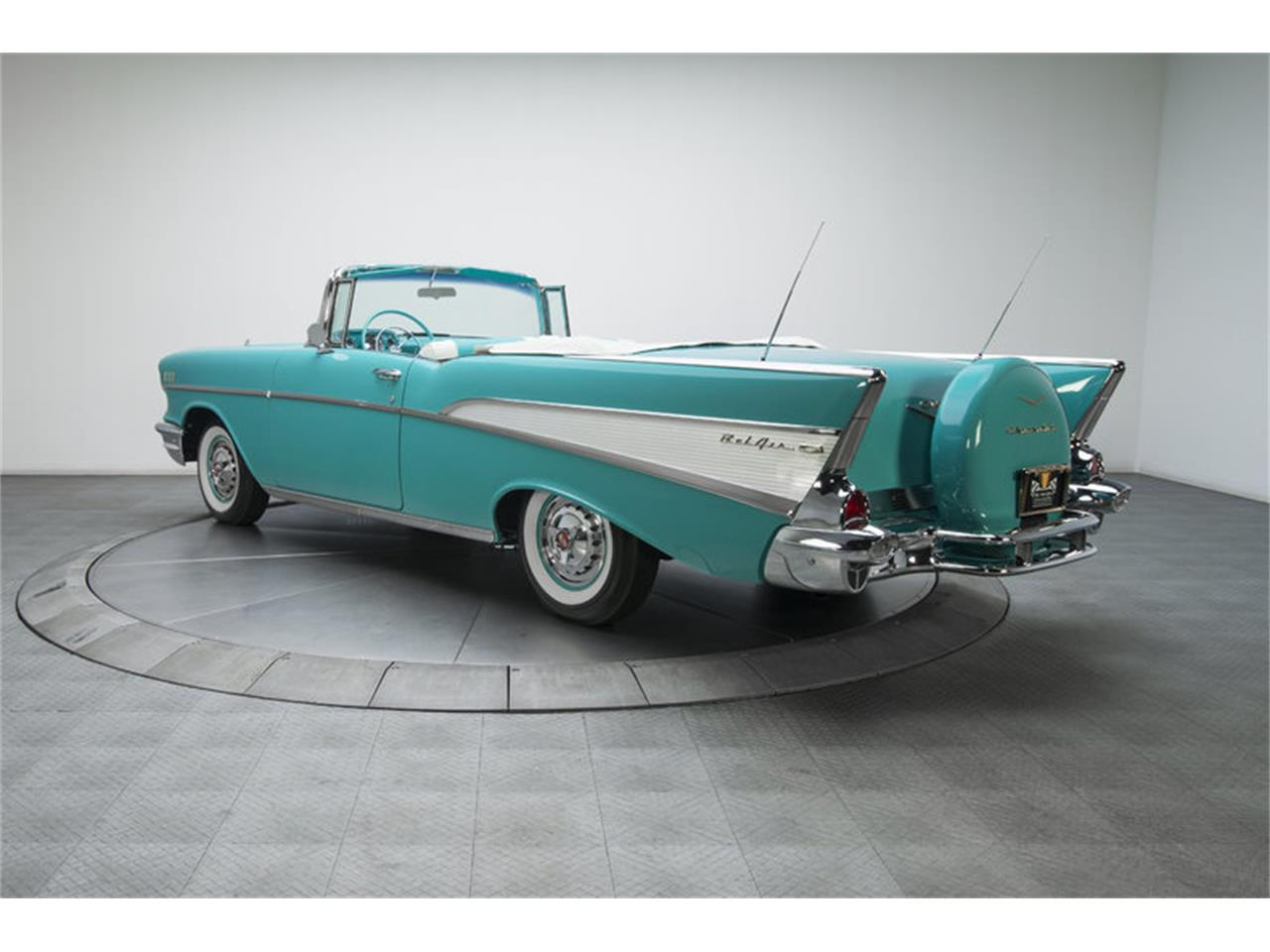 Large Picture of '57 Bel Air located in Charlotte North Carolina - $129,900.00 Offered by RK Motors Charlotte - GN7H