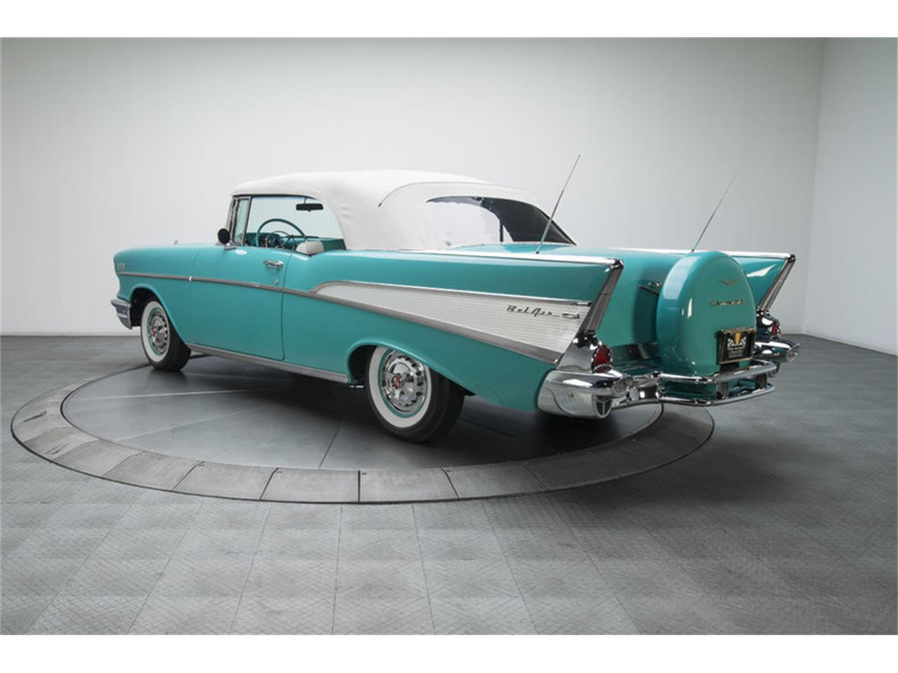 Large Picture of 1957 Bel Air located in Charlotte North Carolina - GN7H