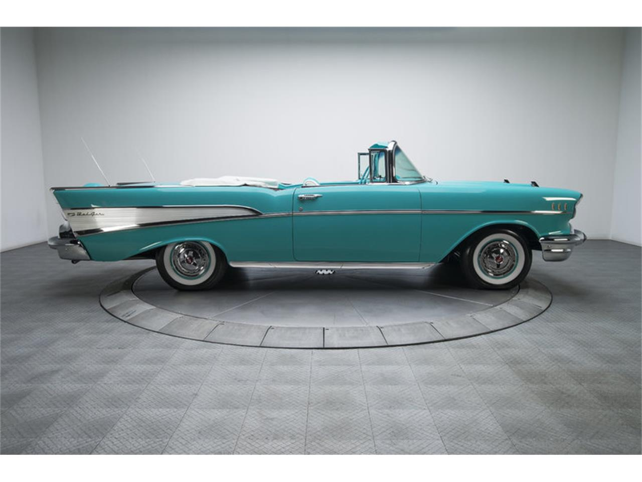 Large Picture of '57 Chevrolet Bel Air located in North Carolina - GN7H