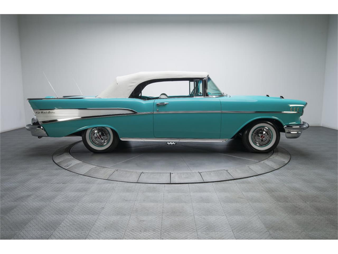 Large Picture of Classic 1957 Chevrolet Bel Air Offered by RK Motors Charlotte - GN7H