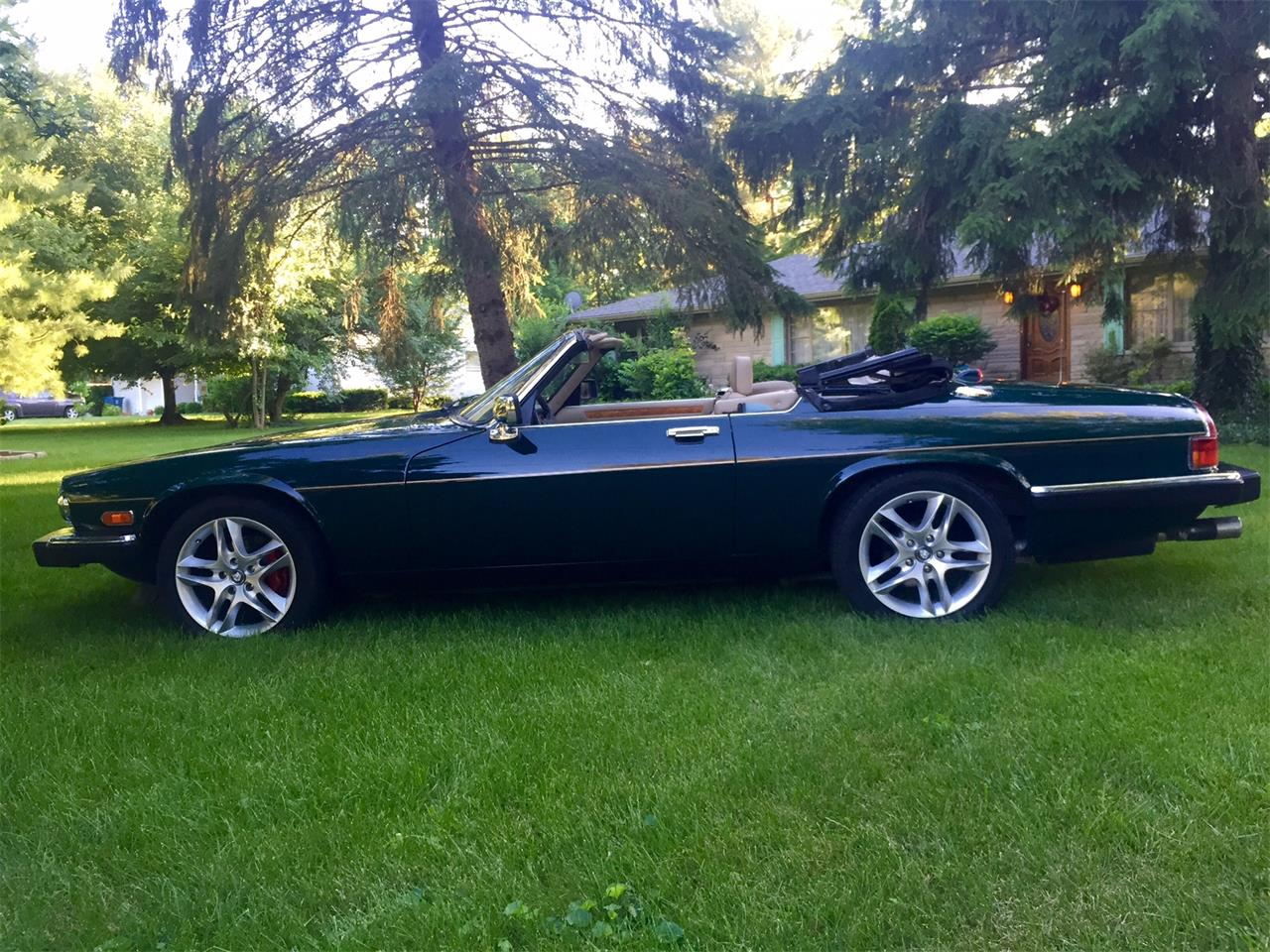 Large Picture of '91 Jaguar XJS Offered by a Private Seller - GNCE