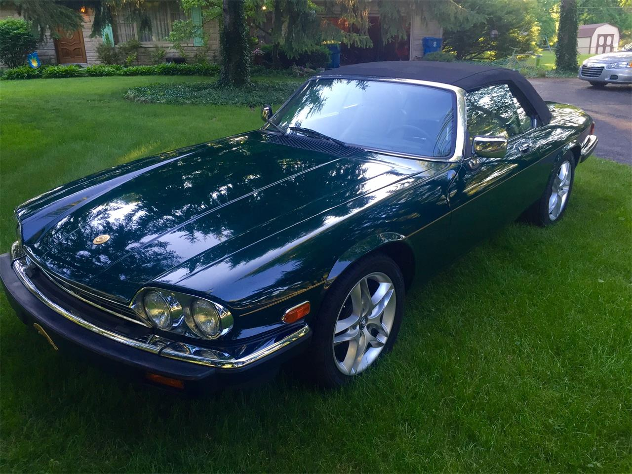 Large Picture of 1991 XJS located in Indiana Offered by a Private Seller - GNCE