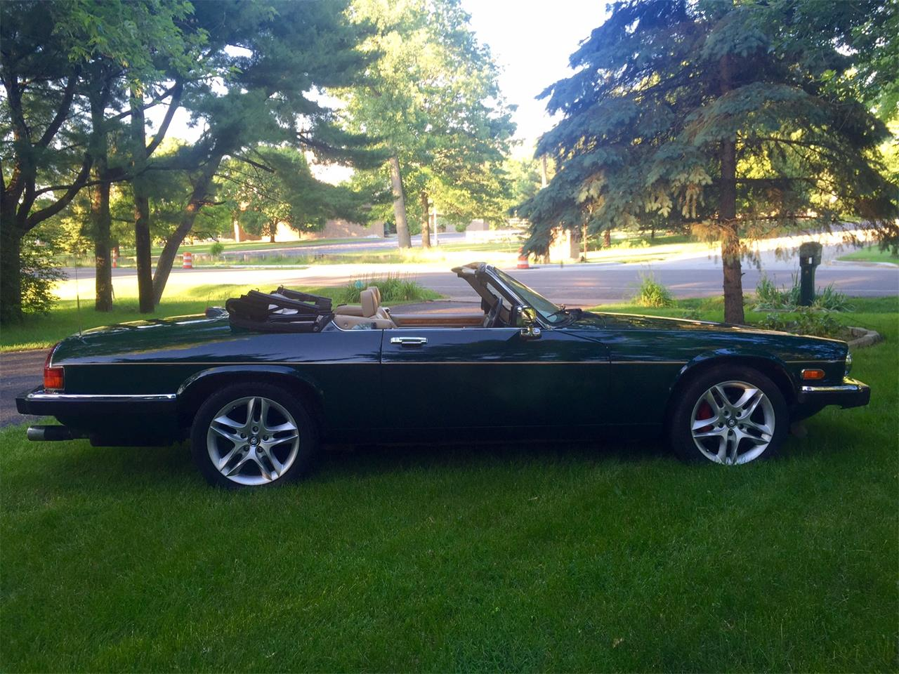 Large Picture of 1991 XJS located in Indianapolis Indiana Offered by a Private Seller - GNCE