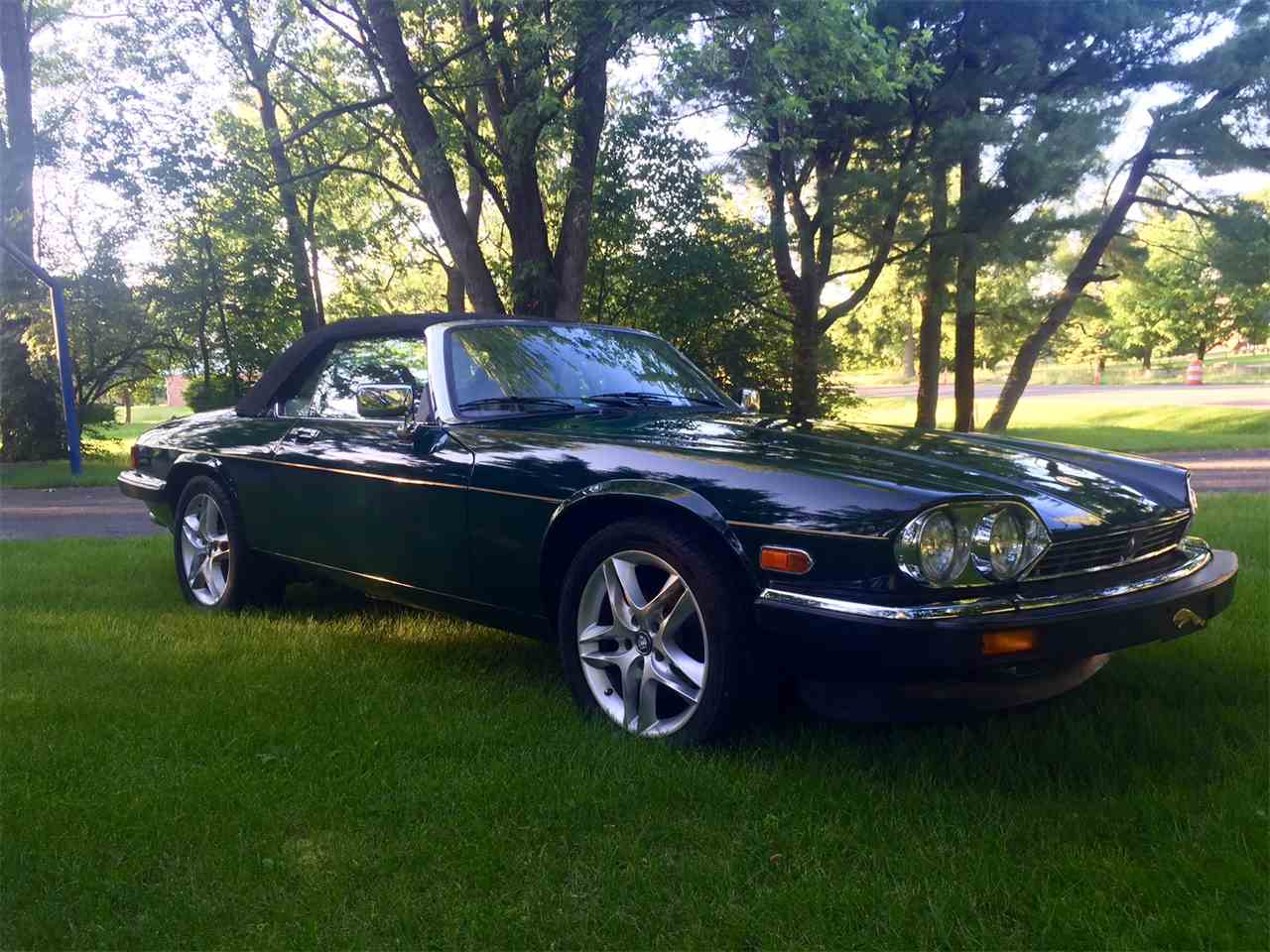 Large Picture of '91 XJS - GNCE