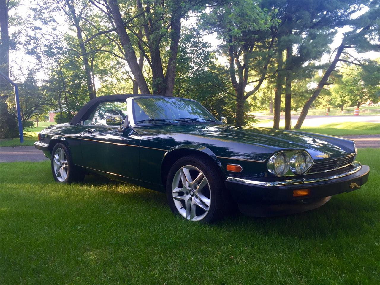 Large Picture of 1991 Jaguar XJS located in Indianapolis Indiana Offered by a Private Seller - GNCE