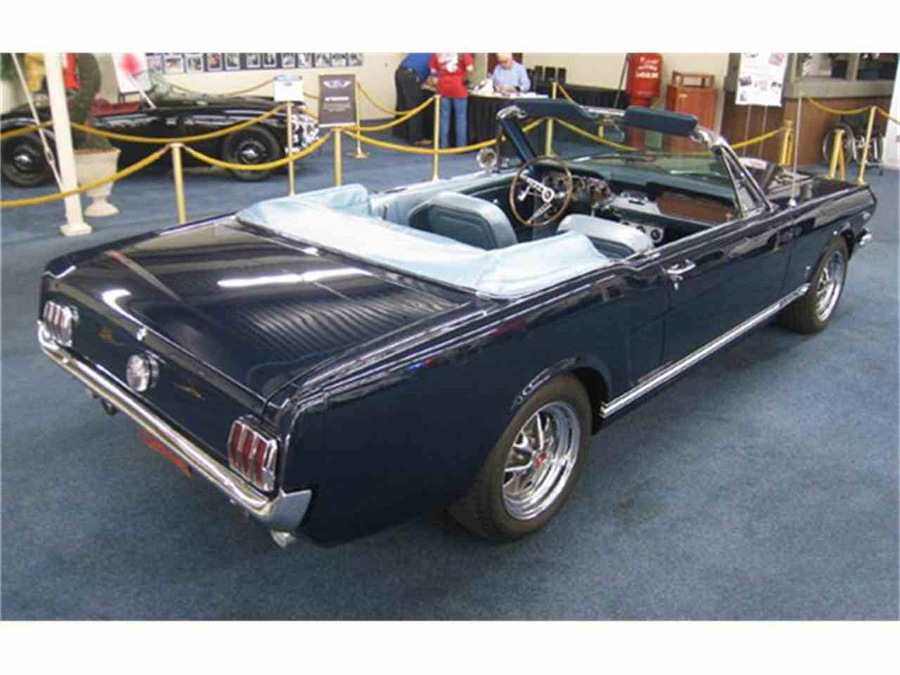 Large Picture of '66 Mustang - GNIH