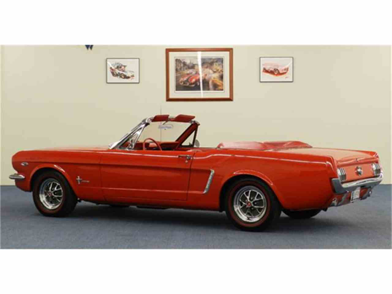 Large Picture of '65 Mustang - GNIJ