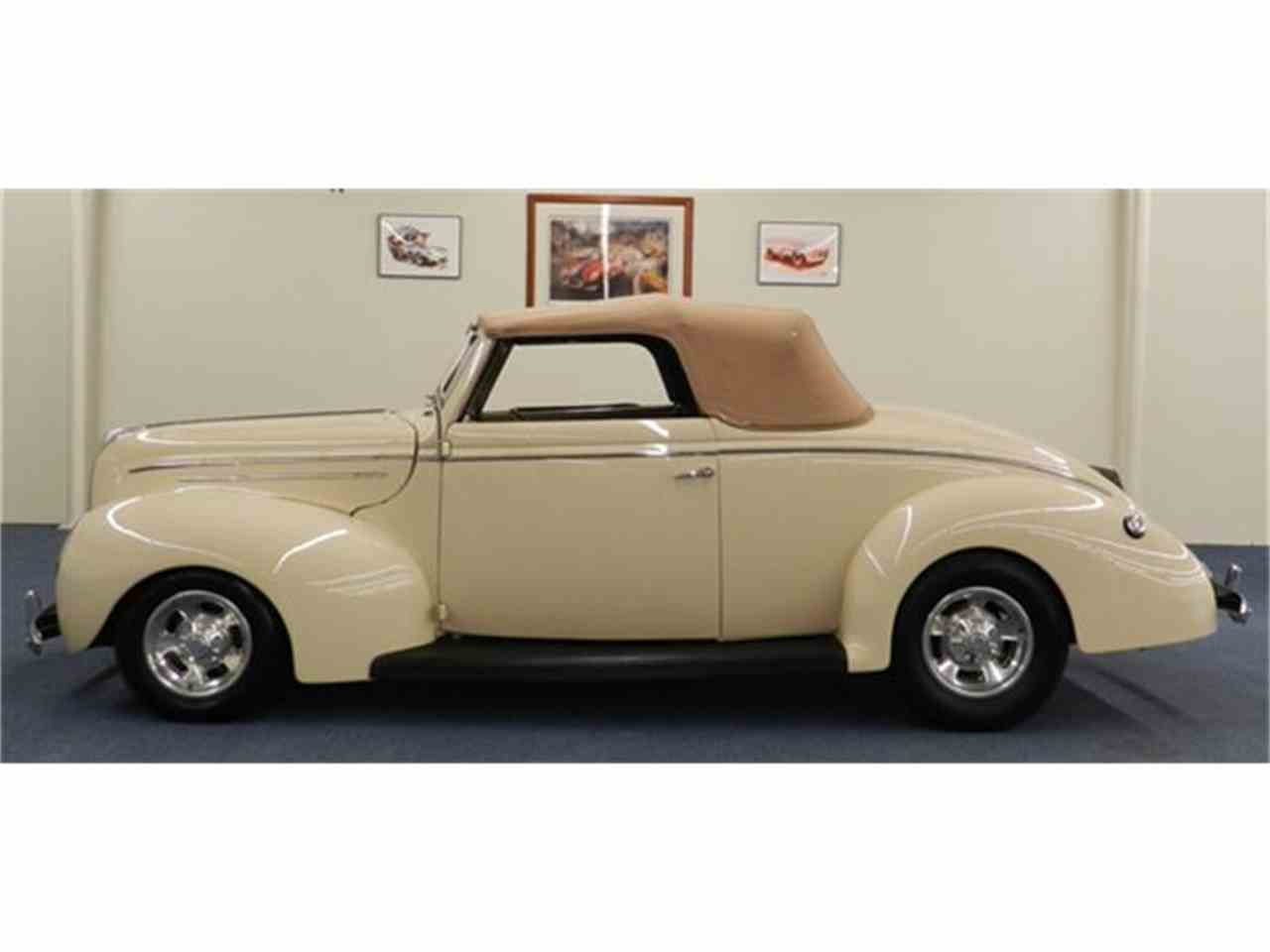 Large Picture of '39 Cabriolet - GNK4