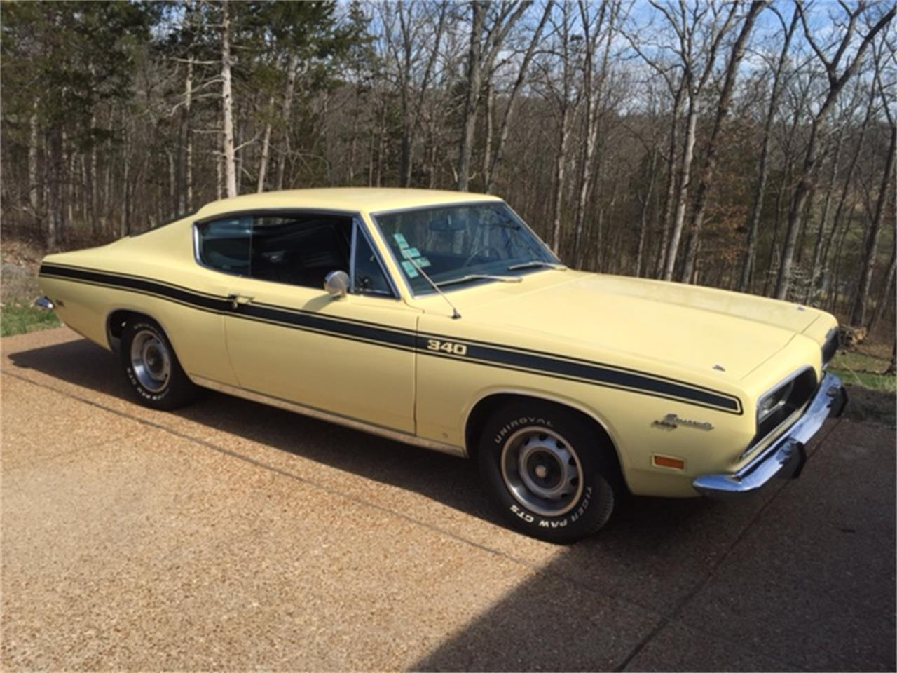 Large Picture of Classic 1969 Plymouth Barracuda - GNK6