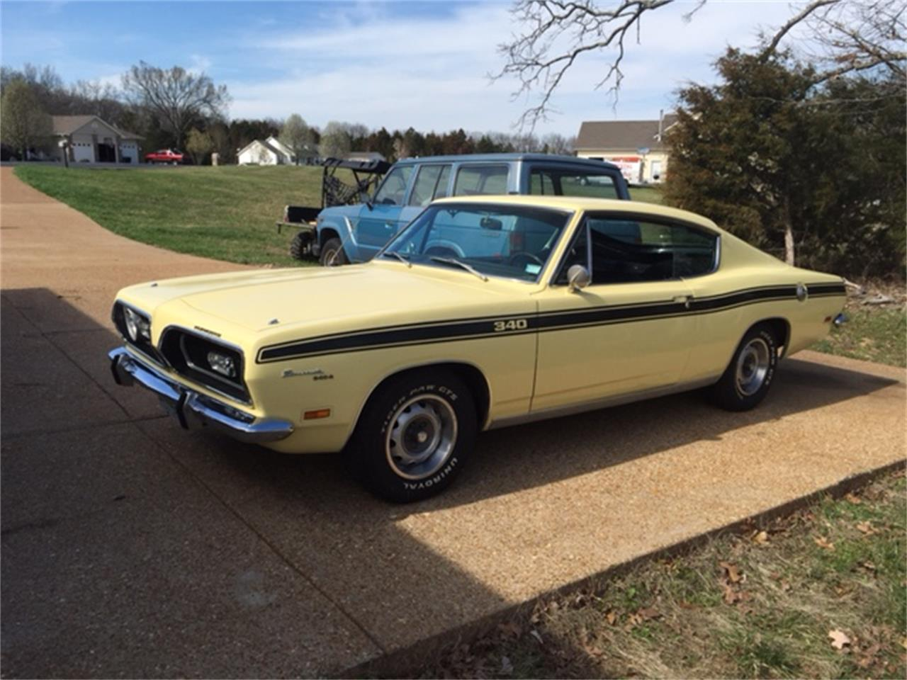 Large Picture of Classic 1969 Plymouth Barracuda located in Dittmer Missouri - GNK6