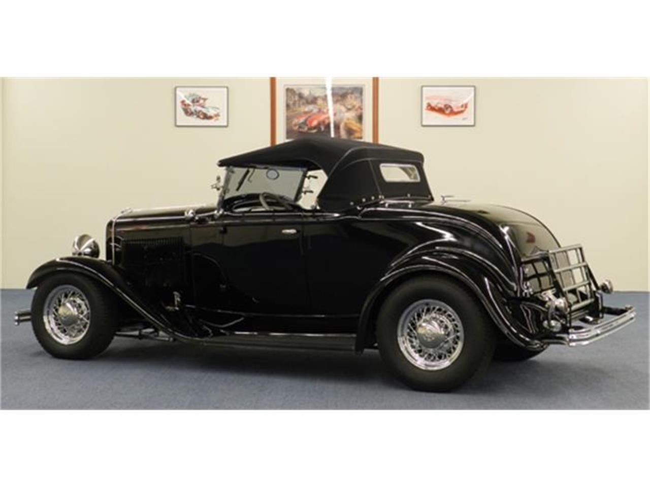 1932 ford restomod for sale cc 777031. Black Bedroom Furniture Sets. Home Design Ideas