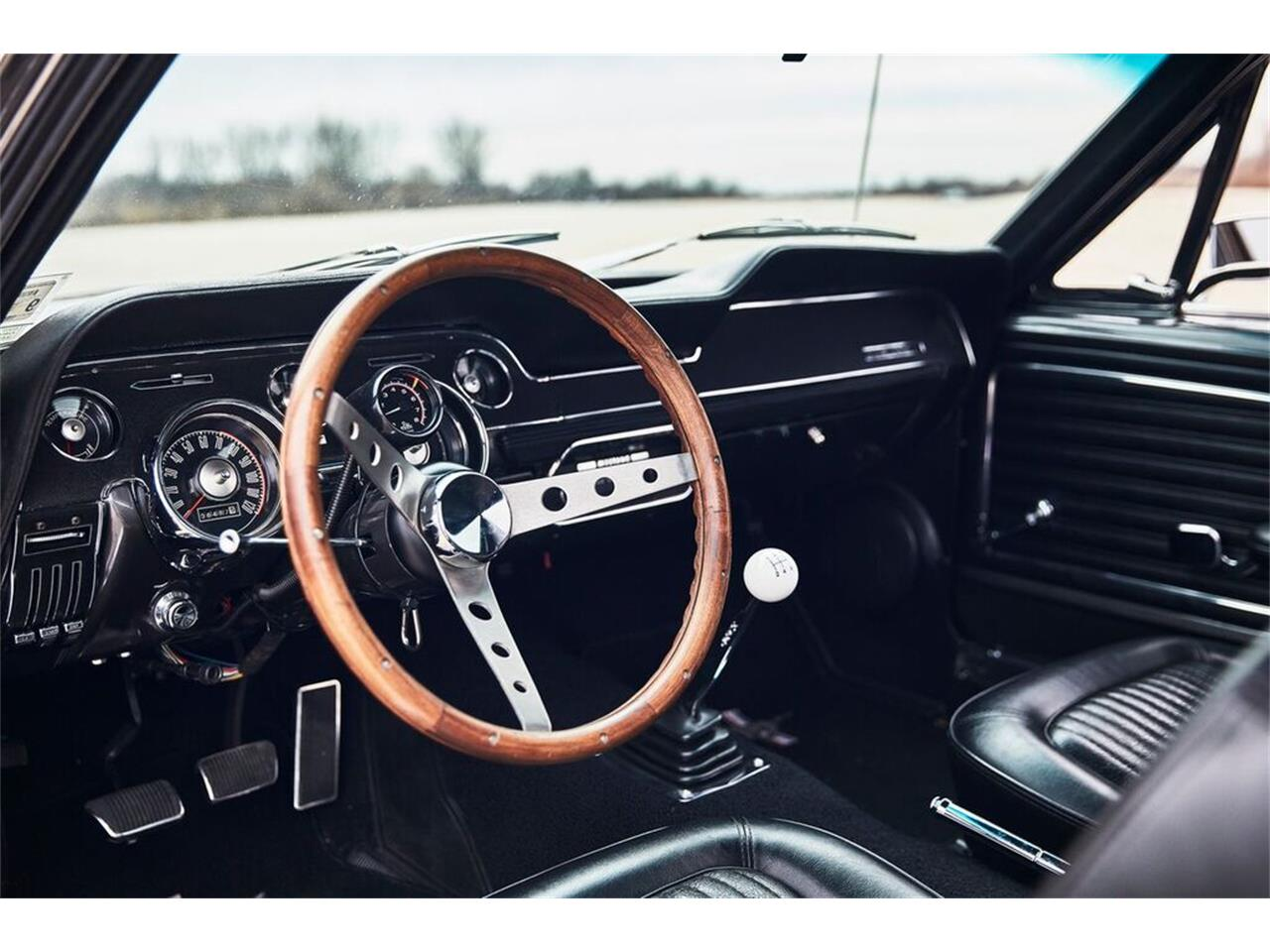 Large Picture of '68 Mustang - GNL8
