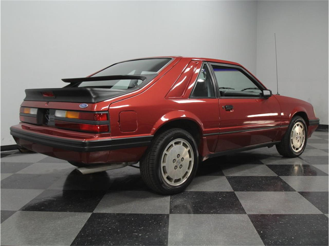 Large Picture of '86 Mustang SVO - GO5S