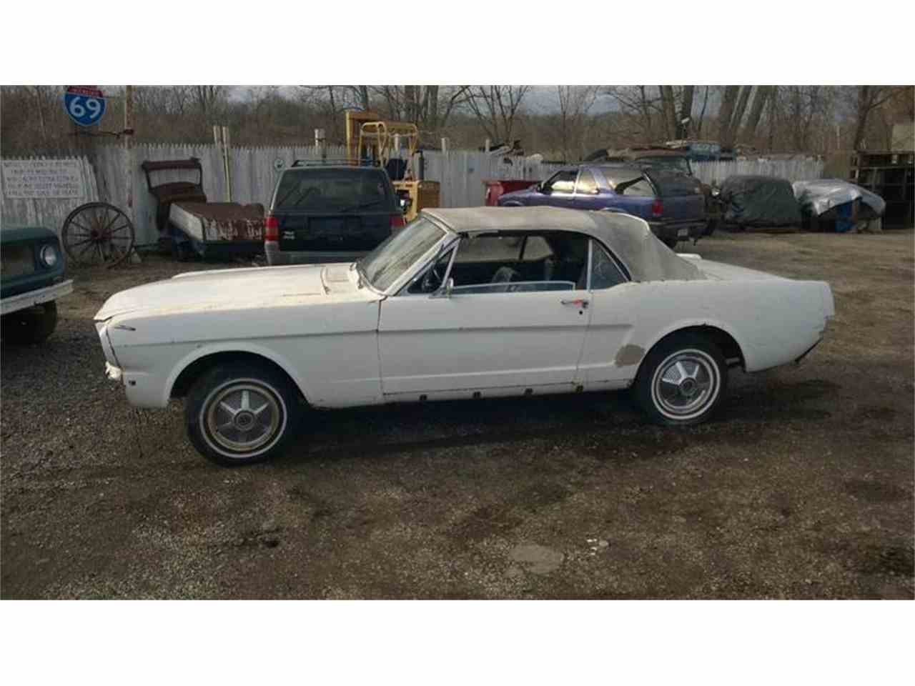 Large Picture of '66 Mustang - GO6D