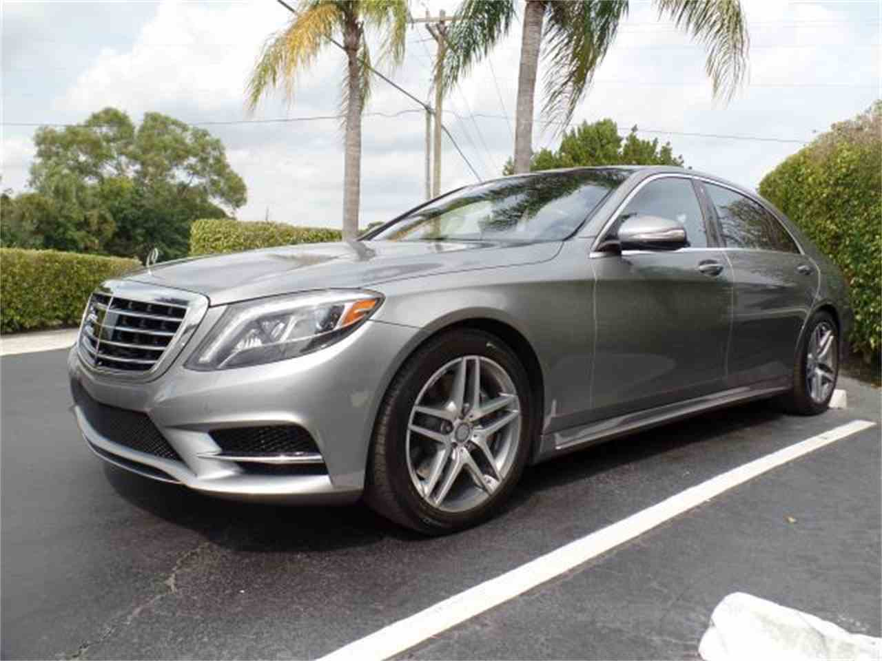 Large Picture of '14 S550 - GO78