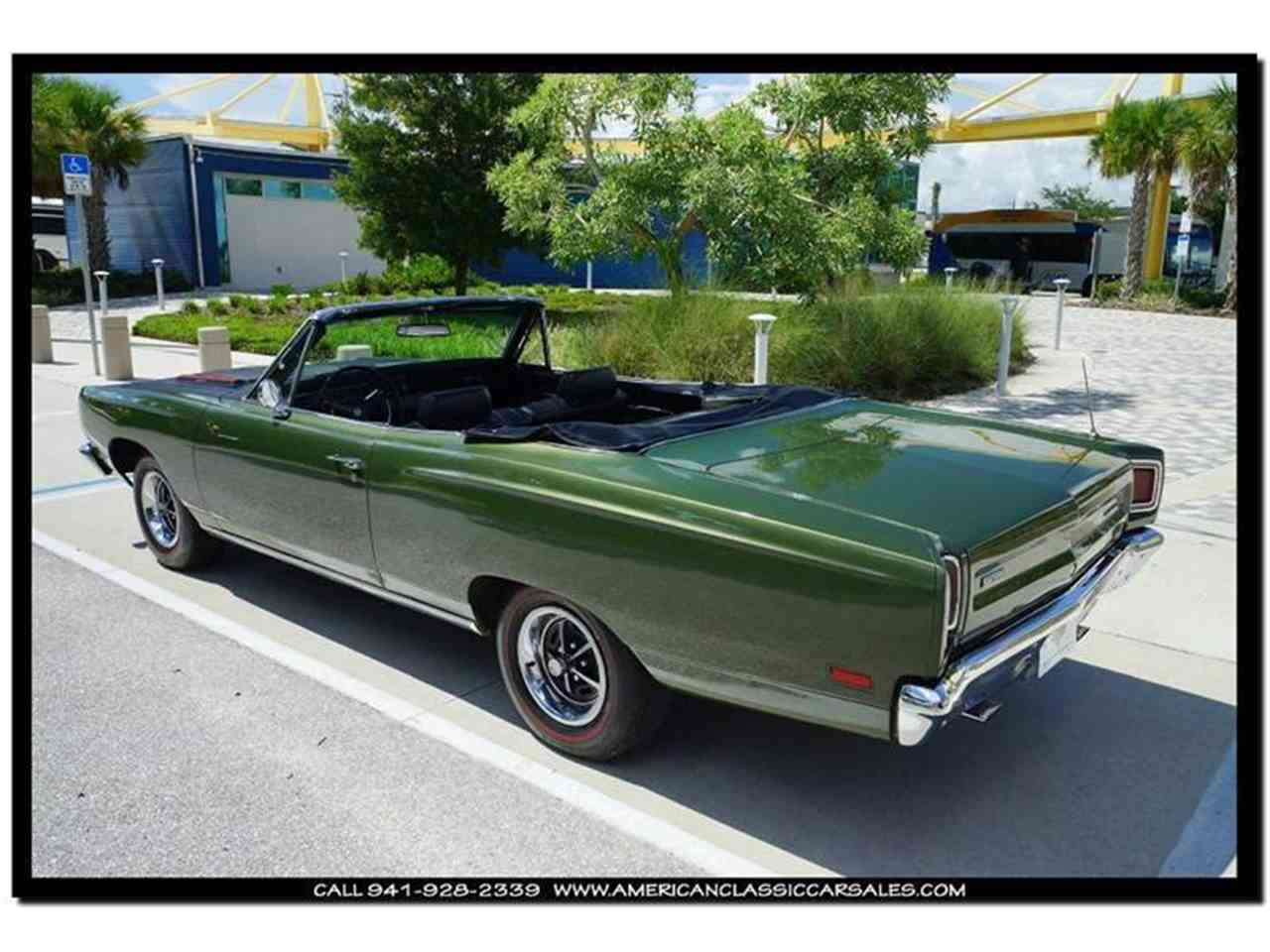 Large Picture of '69 Road Runner - GOAA