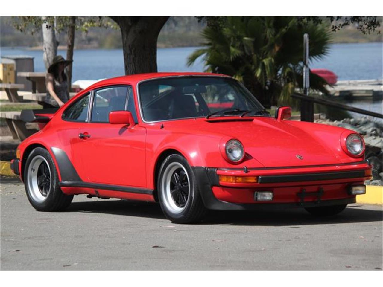 Large Picture of 1979 Porsche 930 Turbo located in San Diego California - GOQB