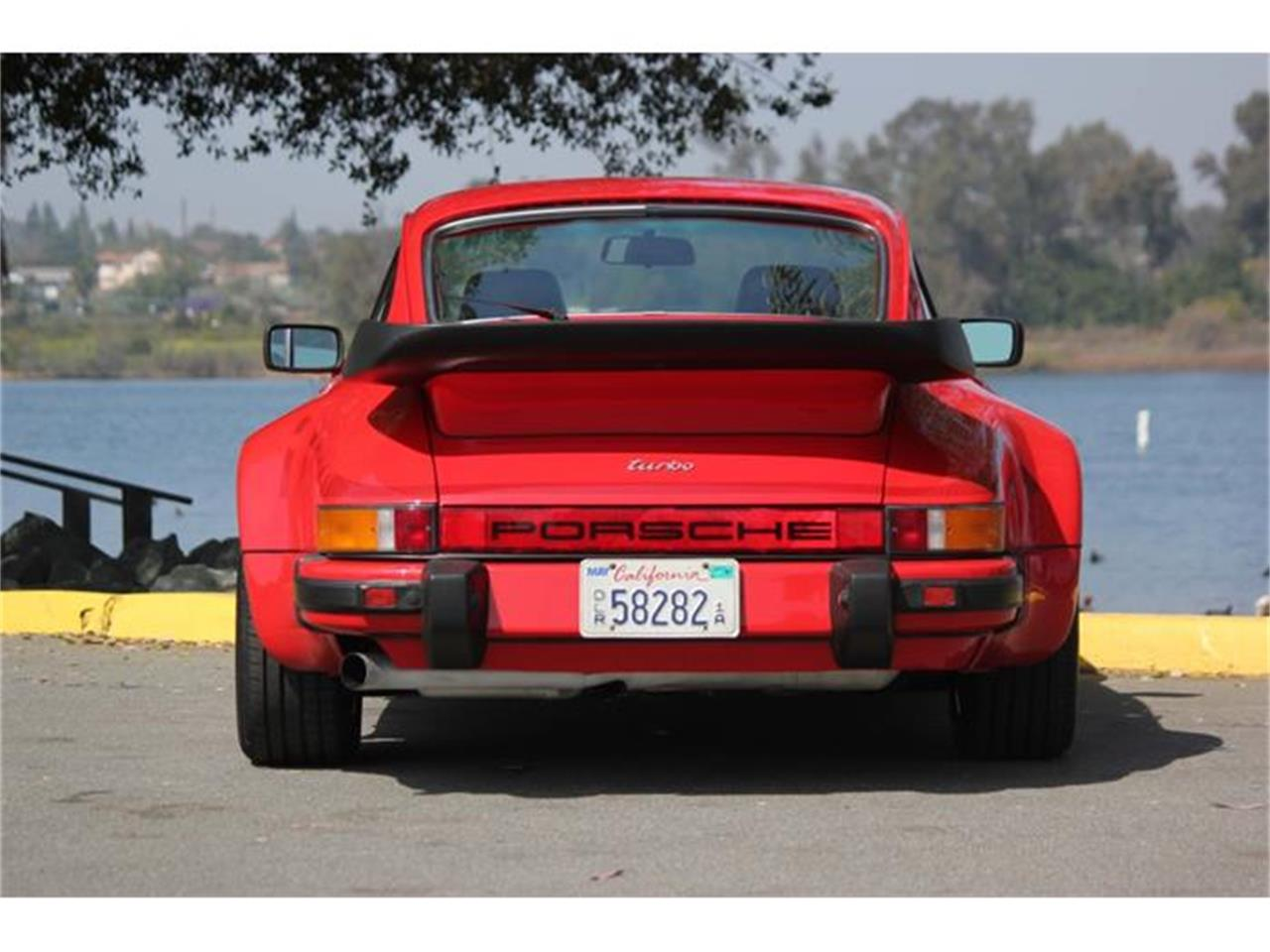 Large Picture of '79 Porsche 930 Turbo located in San Diego California - GOQB
