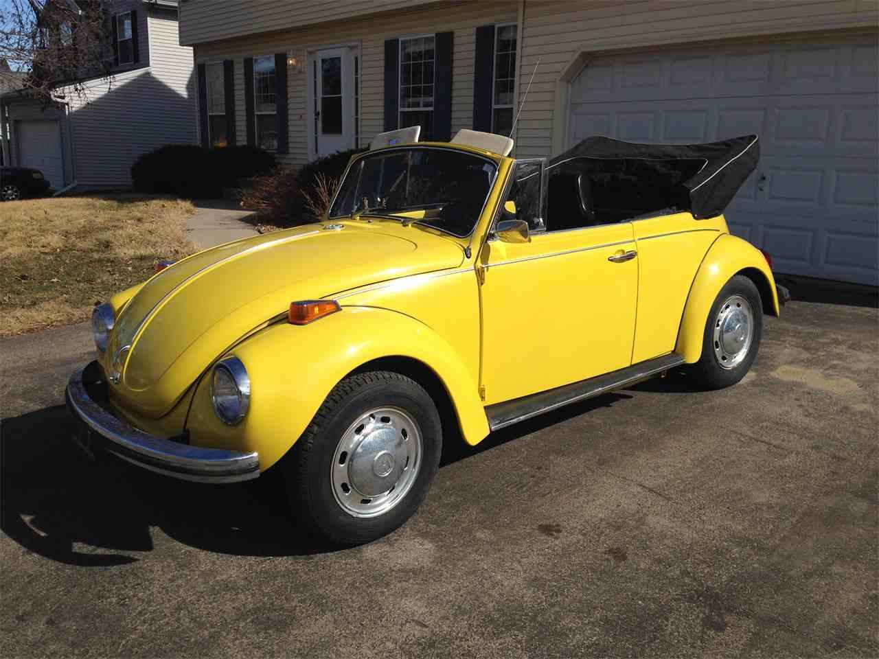 1971 volkswagen super beetle for sale cc 778561. Black Bedroom Furniture Sets. Home Design Ideas