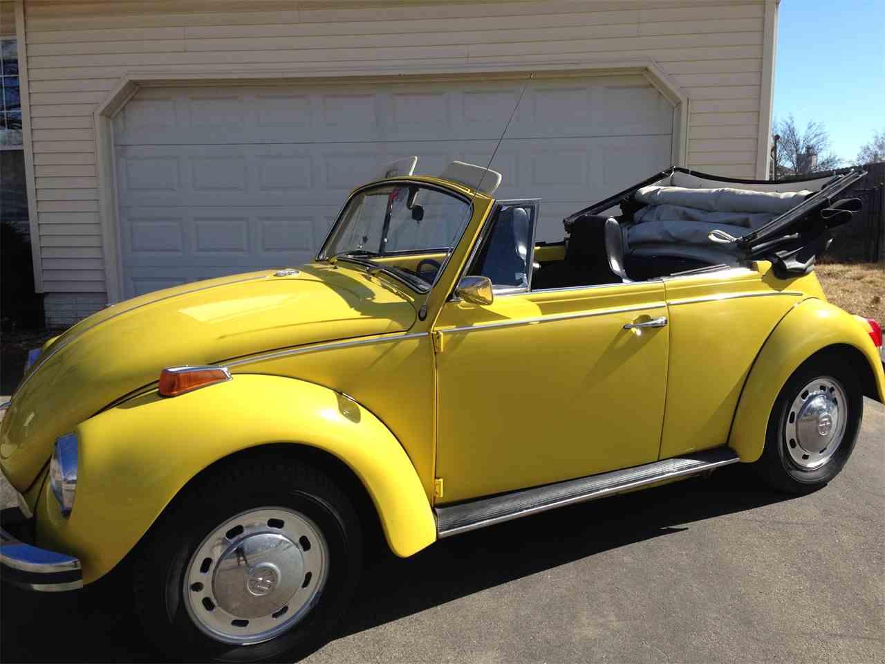 1971 Volkswagen Super Beetle For Sale Classiccars Com