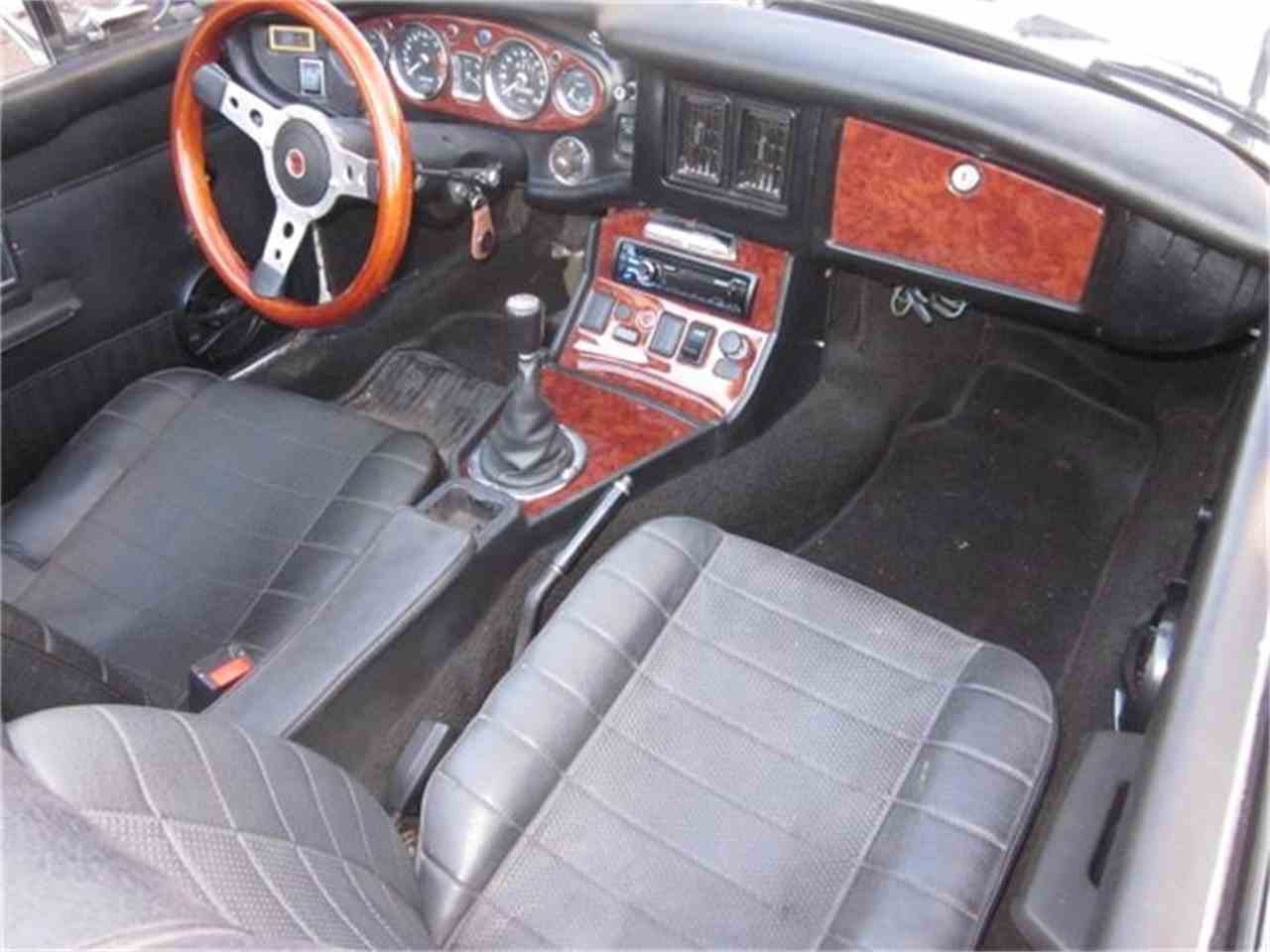 Large Picture of '73 MGB - GOZ3
