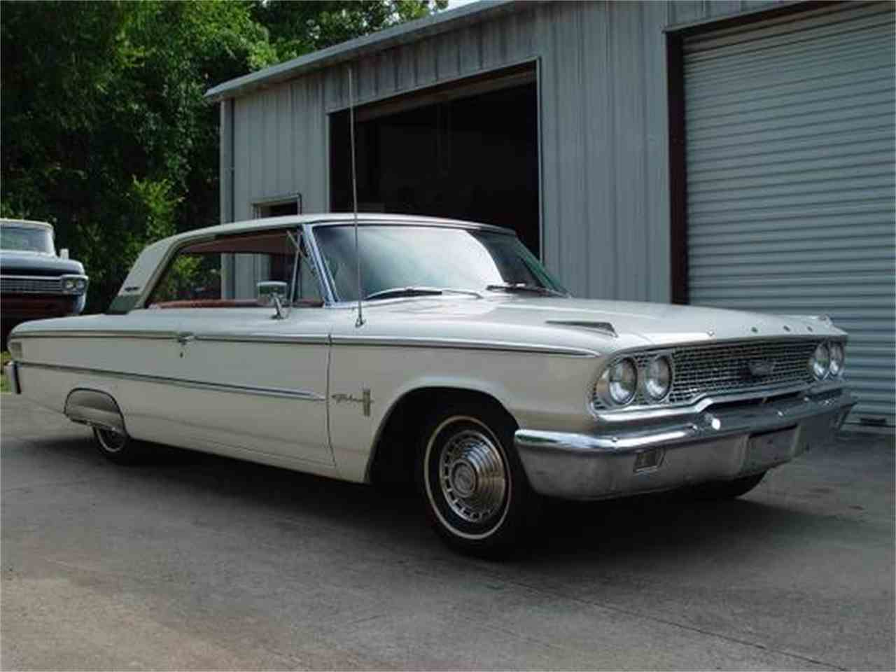 1963 ford galaxie 500 for sale cc 778964. Black Bedroom Furniture Sets. Home Design Ideas