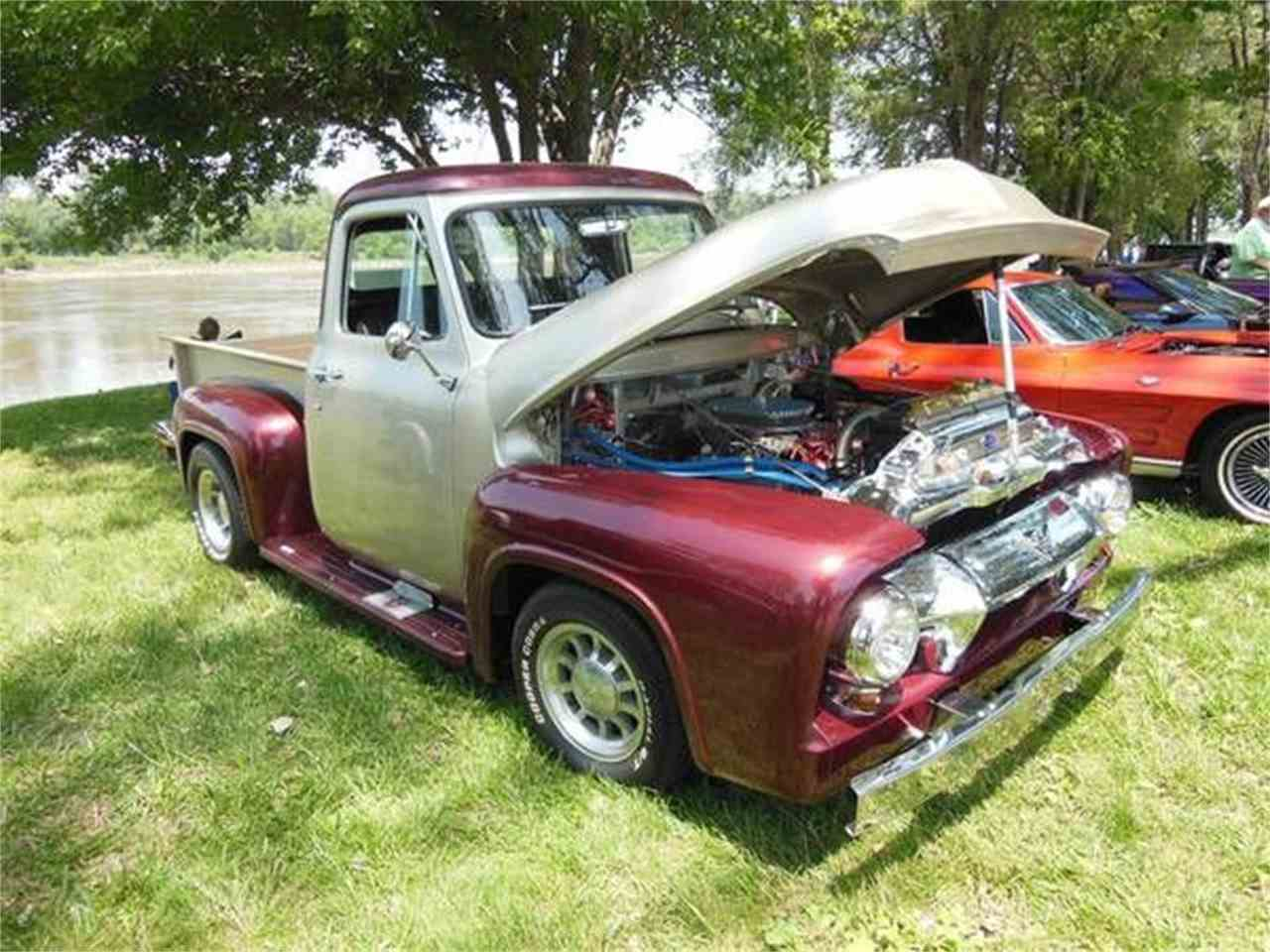 Large Picture of '54 F100 - GP22