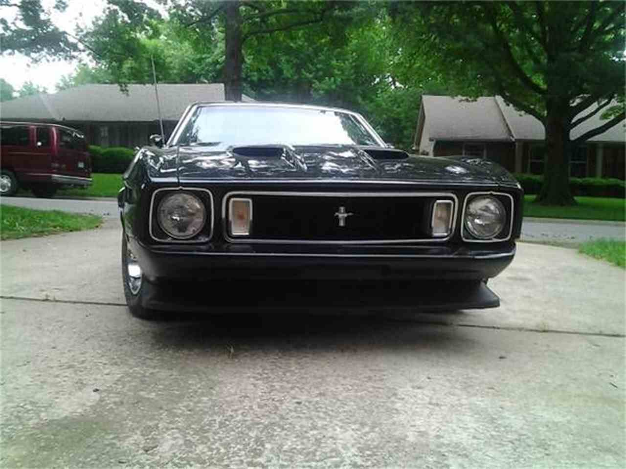 Large Picture of Classic 1973 Ford Mustang located in Cadillac Michigan - $18,995.00 - GP23