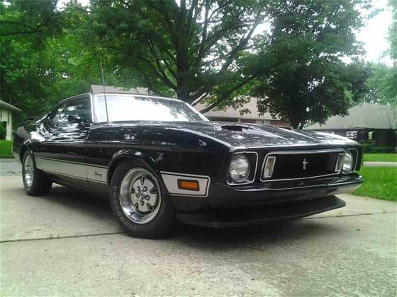 Large Picture of 1973 Ford Mustang - GP23