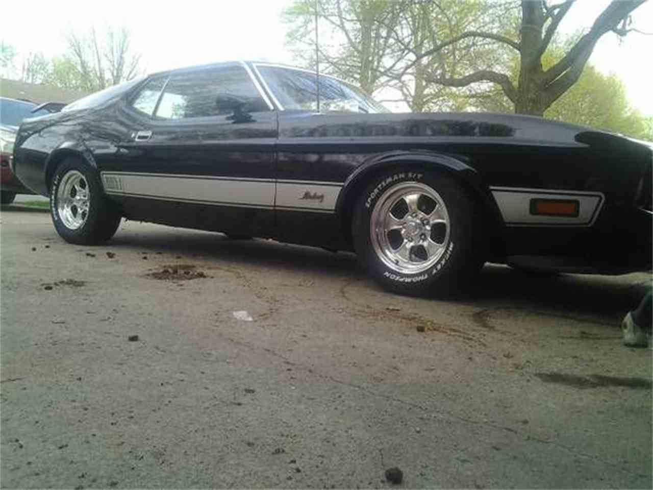 Large Picture of '73 Ford Mustang Offered by Classic Car Deals - GP23