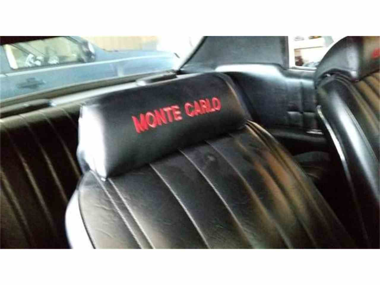 Large Picture of 1972 Chevrolet Monte Carlo located in Cadillac Michigan - $18,995.00 Offered by Classic Car Deals - GP2D