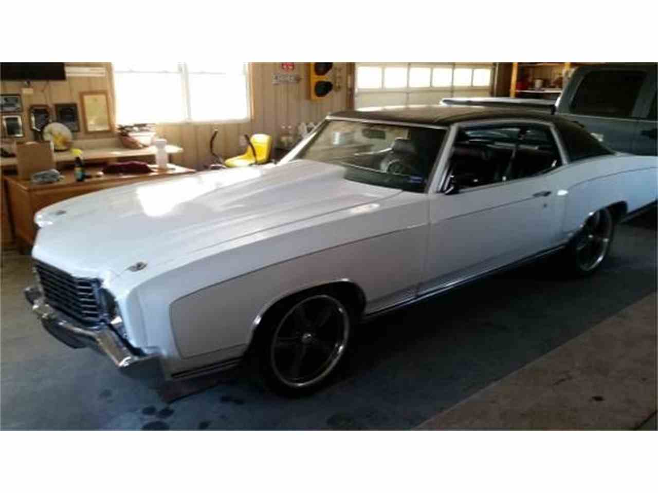 Large Picture of Classic 1972 Chevrolet Monte Carlo located in Cadillac Michigan - $18,995.00 - GP2D