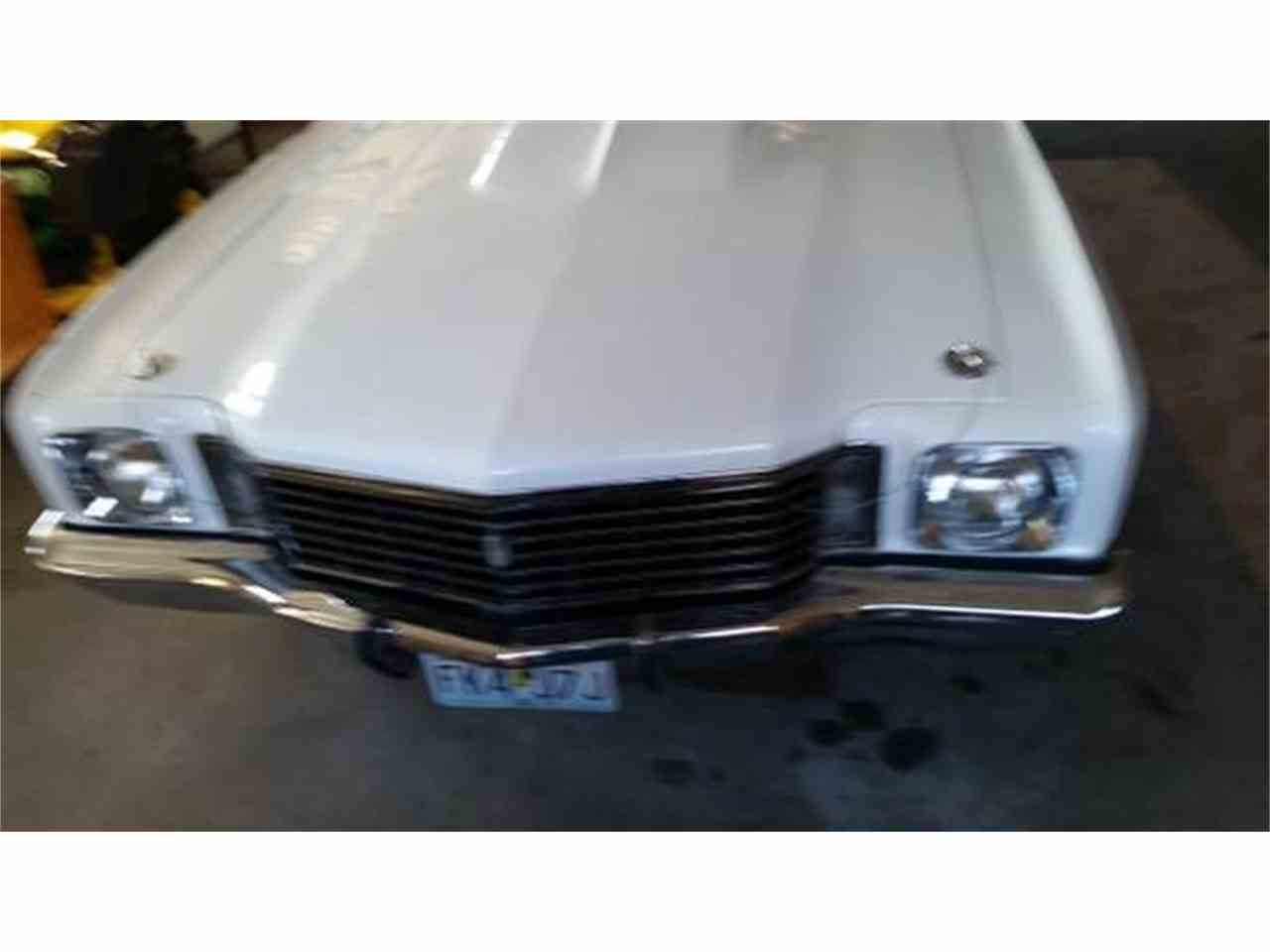 Large Picture of Classic 1972 Chevrolet Monte Carlo located in Cadillac Michigan - $18,995.00 Offered by Classic Car Deals - GP2D