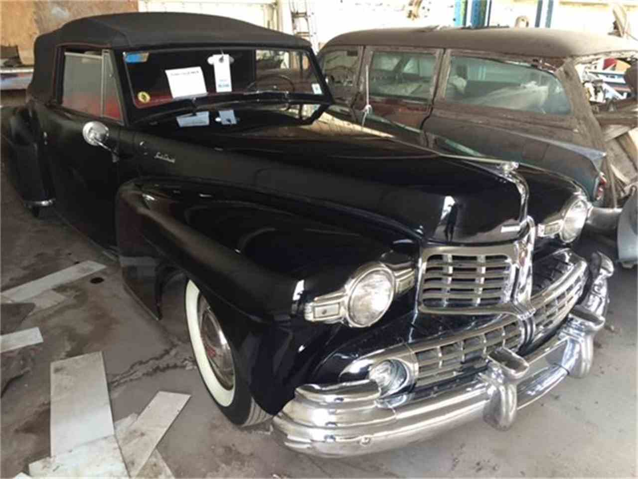 Large Picture of '48 Continental - GI7E