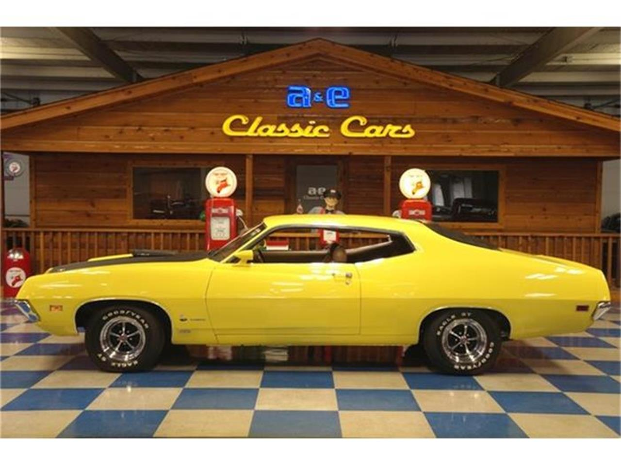 Large Picture of '70 Torino - GP69