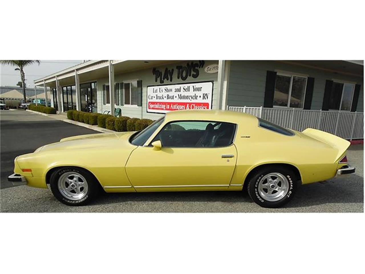 Large Picture of '74 Chevrolet Camaro located in Redlands California - $9,995.00 Offered by Play Toys Classic Cars - GP98