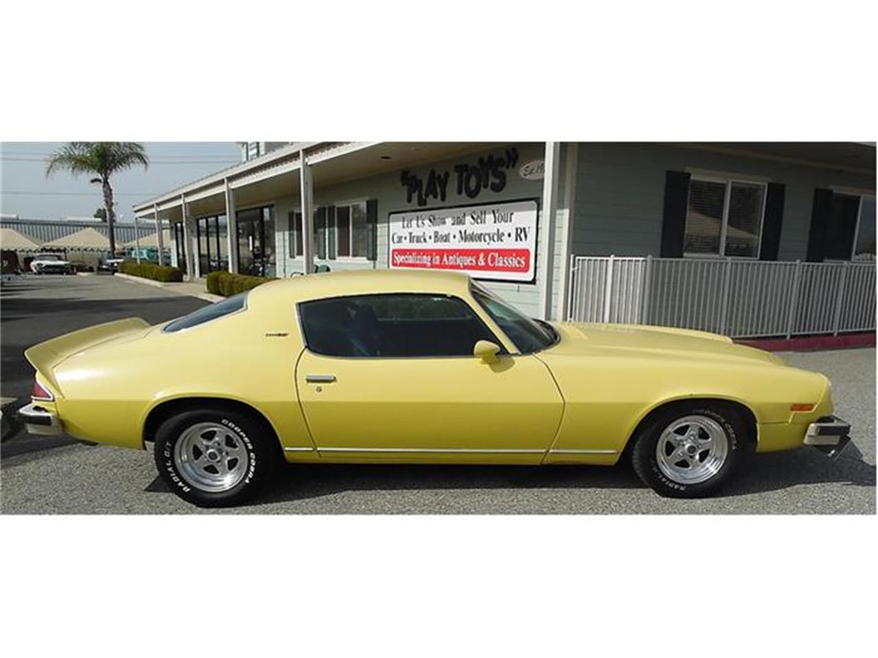 Large Picture of 1974 Chevrolet Camaro Offered by Play Toys Classic Cars - GP98