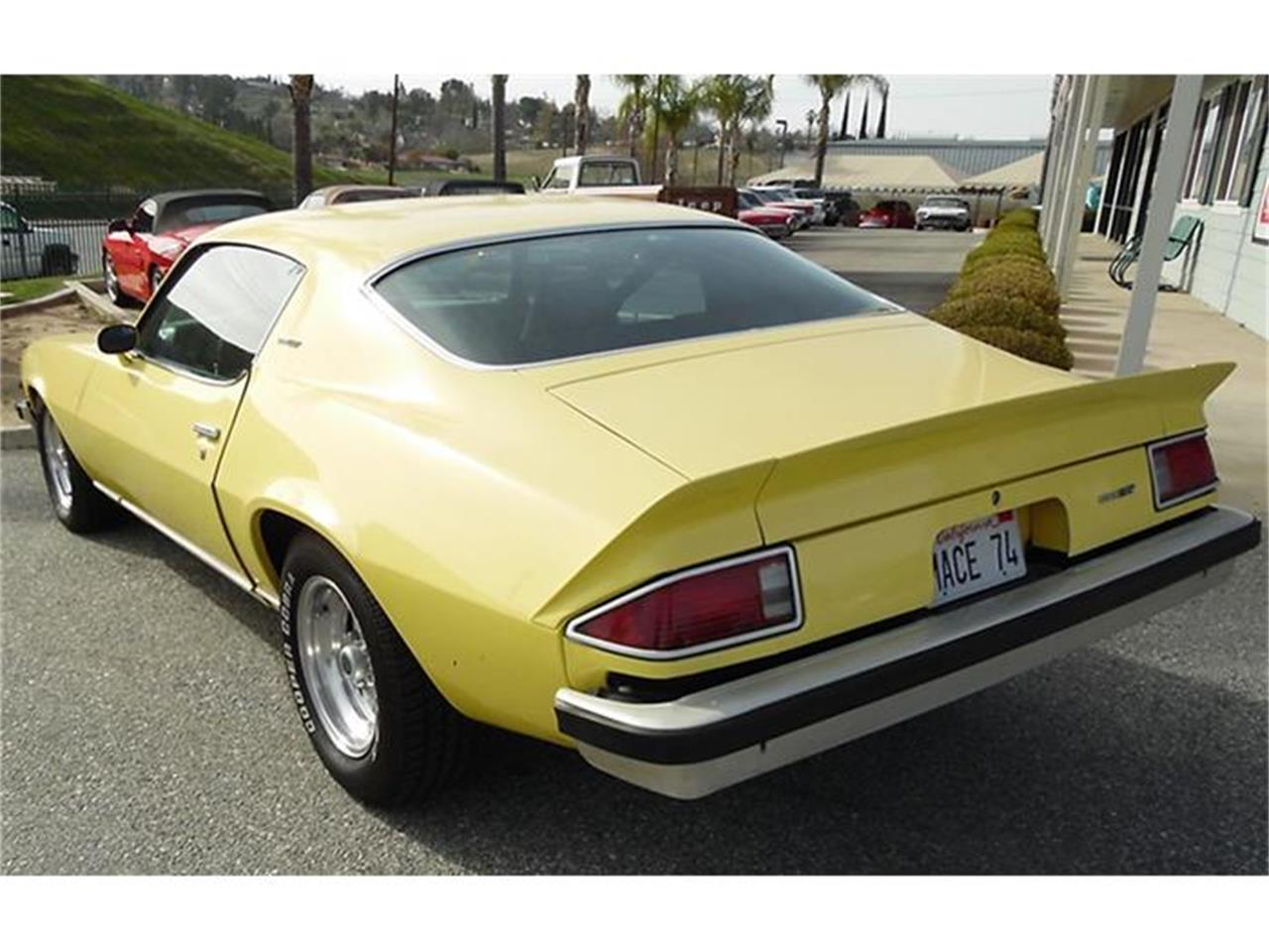 Large Picture of '74 Camaro located in Redlands California - $9,995.00 Offered by Play Toys Classic Cars - GP98