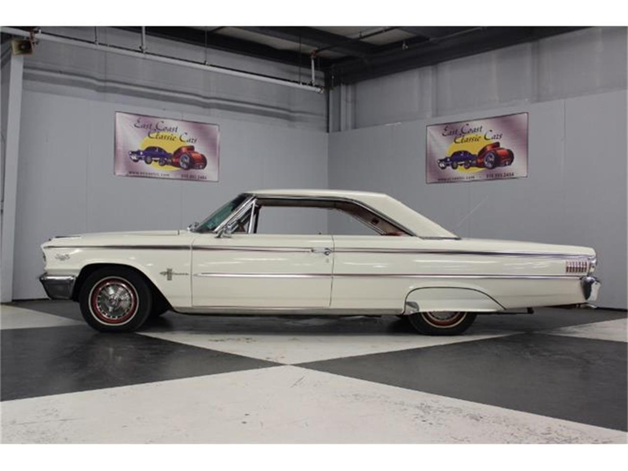 Large Picture of Classic '63 Ford Galaxie 500 - $30,000.00 Offered by East Coast Classic Cars - GPFN