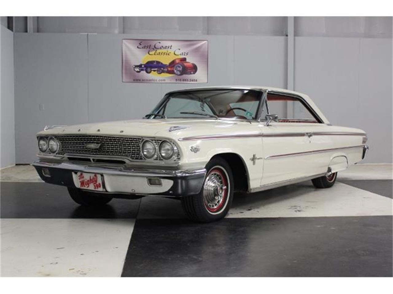 Large Picture of Classic '63 Ford Galaxie 500 located in Lillington North Carolina - $30,000.00 - GPFN
