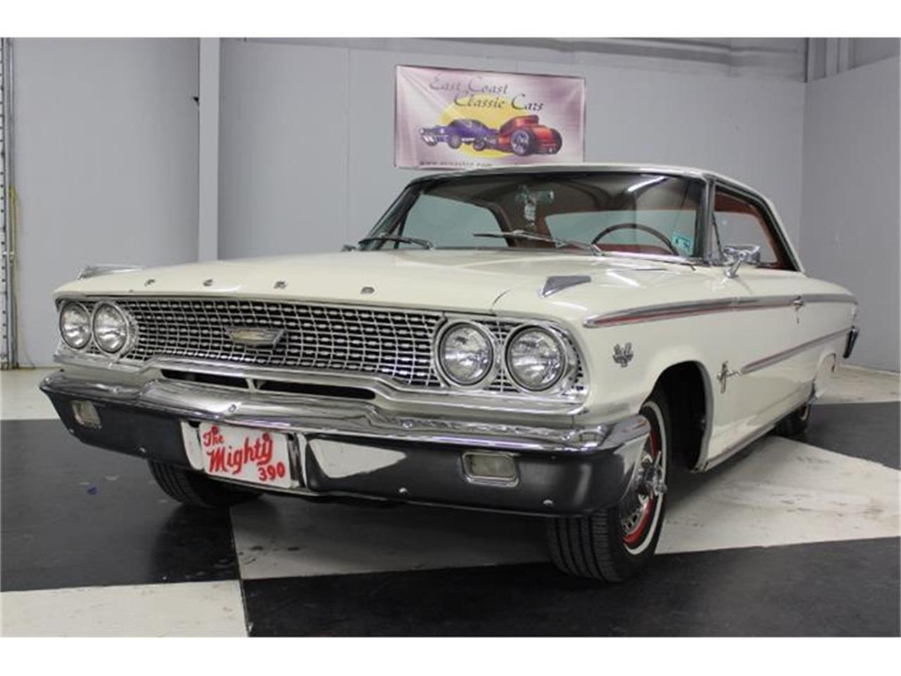 Large Picture of Classic 1963 Ford Galaxie 500 Offered by East Coast Classic Cars - GPFN