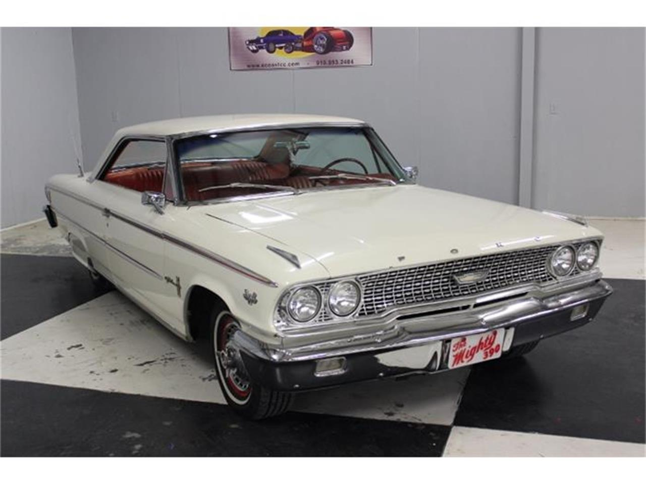 Large Picture of '63 Galaxie 500 located in North Carolina - $30,000.00 Offered by East Coast Classic Cars - GPFN