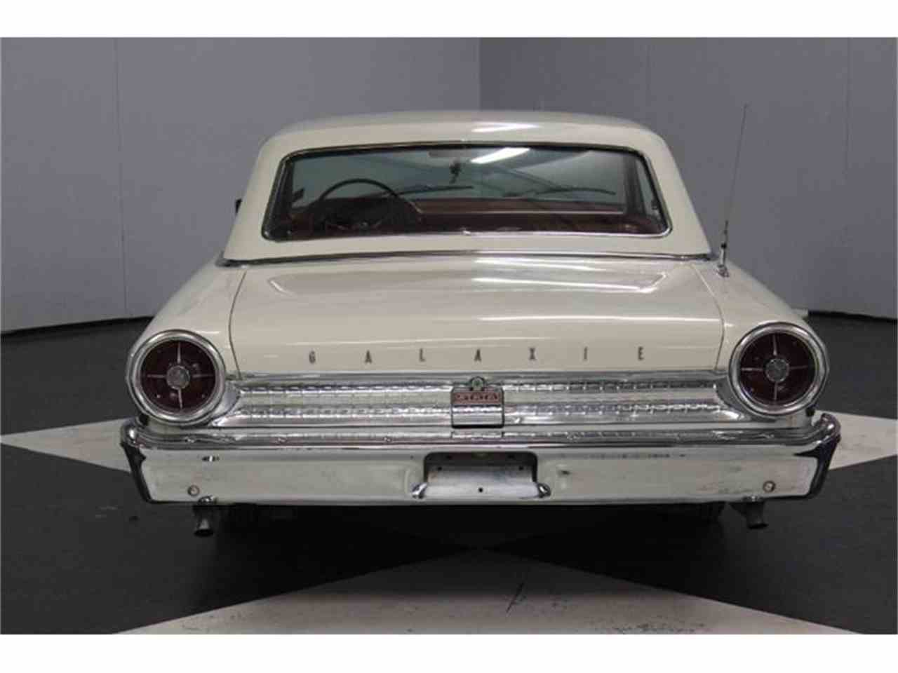 Large Picture of '63 Galaxie 500 - GPFN