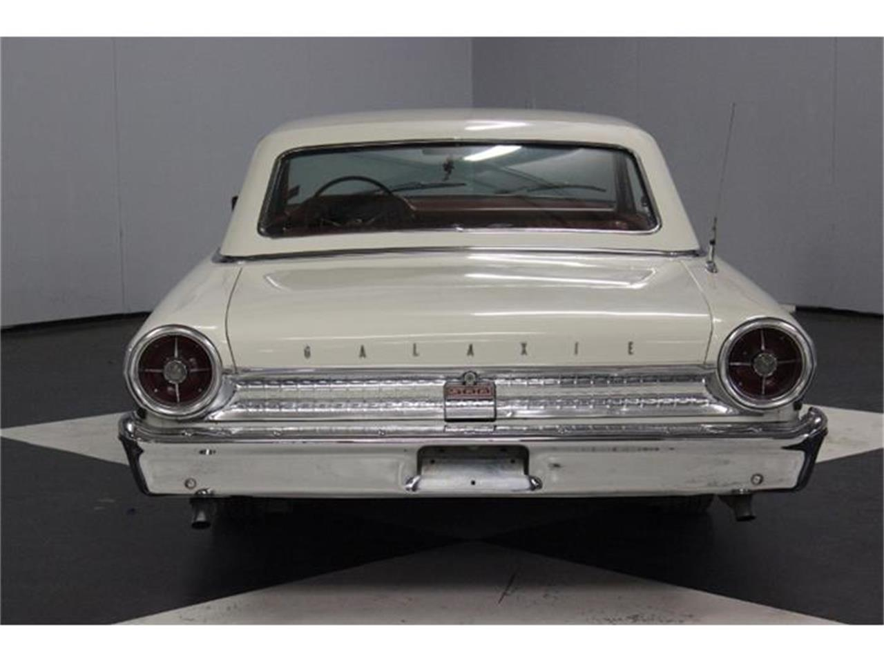 Large Picture of Classic '63 Galaxie 500 located in North Carolina - GPFN
