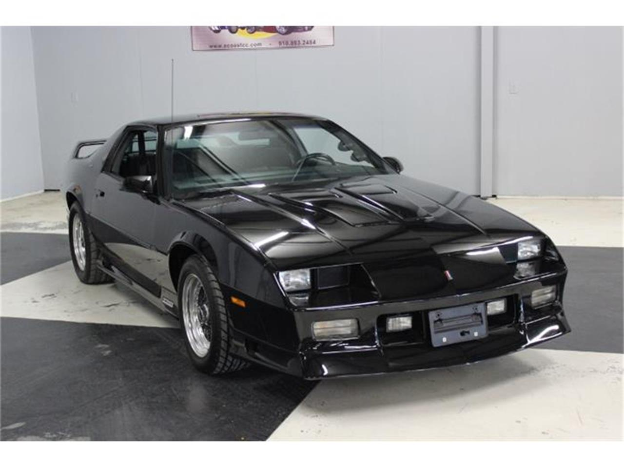 Large Picture of '91 Camaro Z28 located in North Carolina - GPGQ