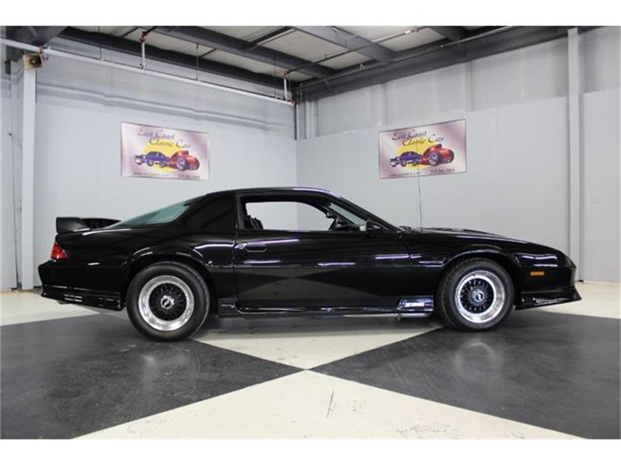 Large Picture of '91 Camaro Z28 located in North Carolina - $52,000.00 Offered by East Coast Classic Cars - GPGQ