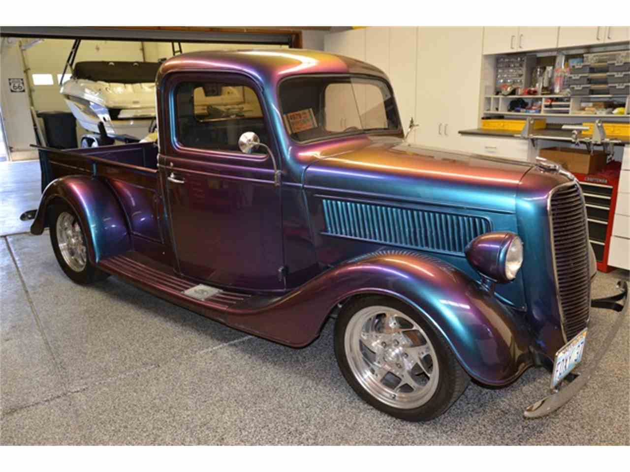 Large Picture of '37 Pickup - GPHJ