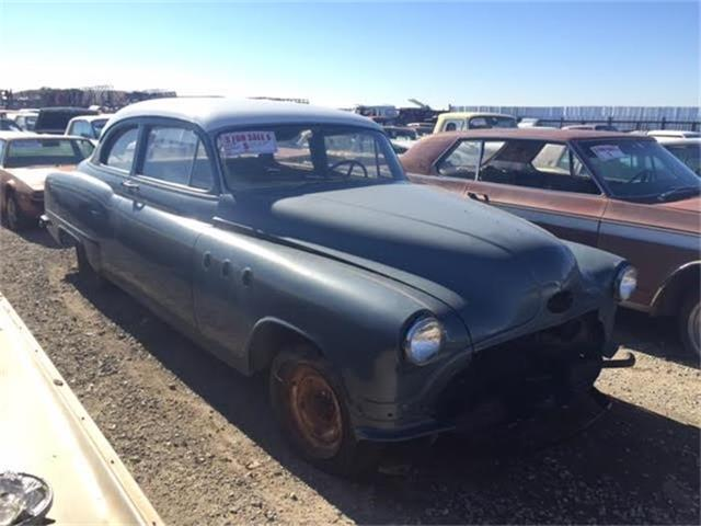 Picture of 1952 Buick Custom located in Arizona - $3,500.00 - GPKQ